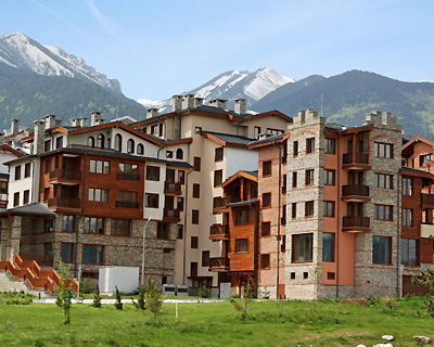 Apartments Pirin Golf 4*