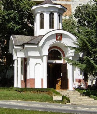 Впоследствии на архитектуру болгарии
