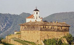 Гложенский монастырь в Болгарии