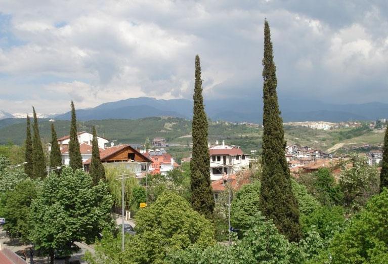 Лечение заболеваний дыхытельных путей на курорте Сандански в Болгарии.