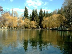 Озеро около Велинграда